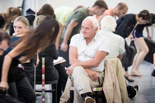 Die Theaterwelt hält den Atem an, wenn Kresnik loslegt