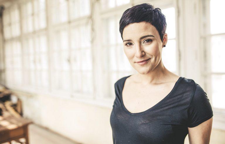 Ina Regen im Interview