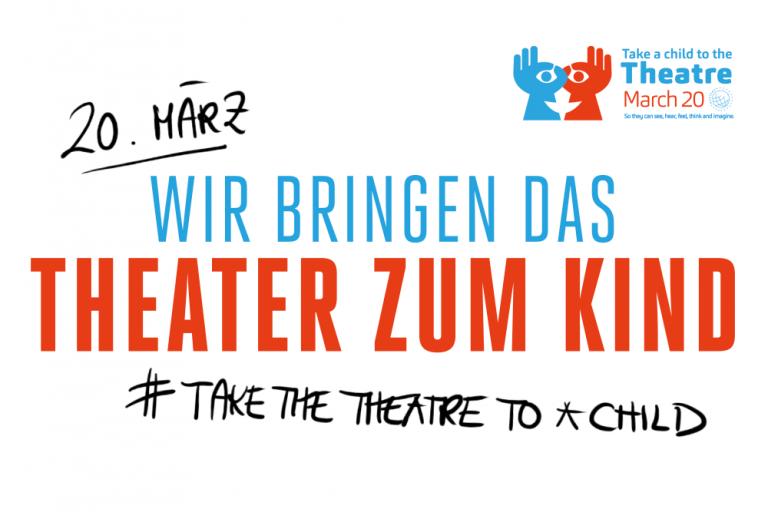Wir bringen das Theater zum Kind!