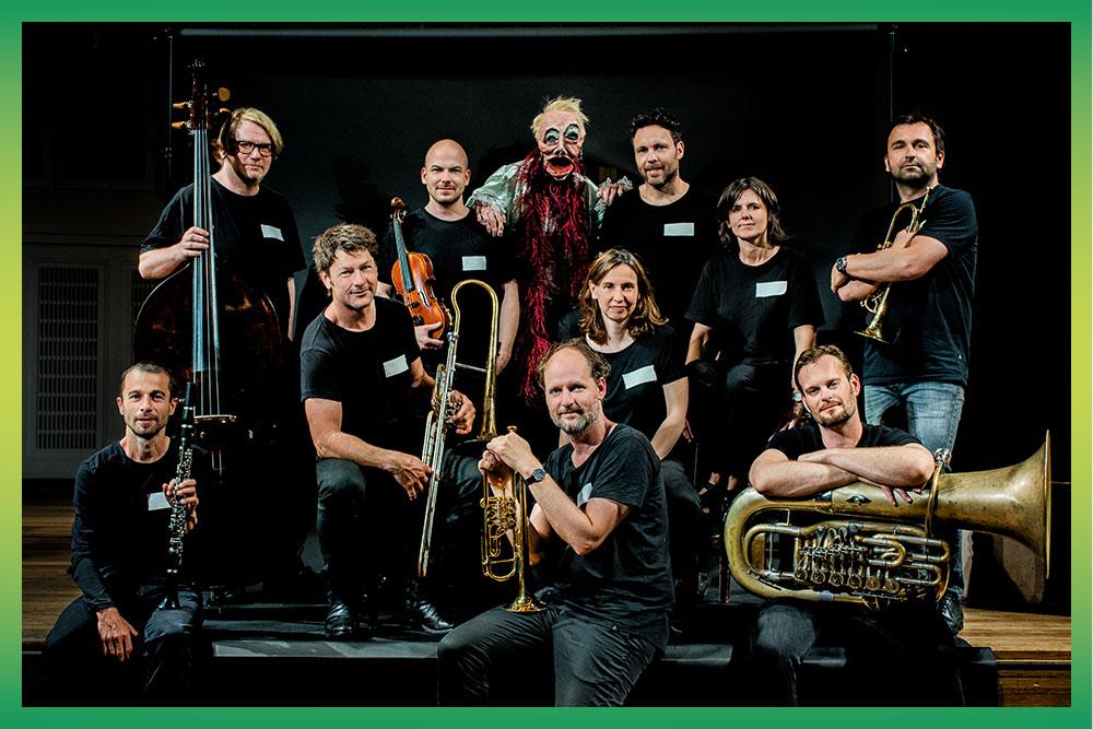 Nikolaus Habjan und Musicbanda Franui